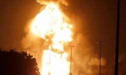 عاجل.. وقوع انفجار ضخم في معهد الأورام بمصر