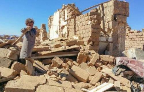 هدأت المعارك ولم تنتهي المأساة.. حجور شاهدة على جرائم الحوثي