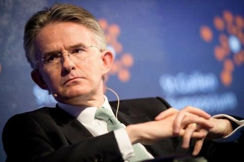 """استقالة الرئيس التنفيذي للمجموعة المصرفية البريطانية """"HSBC"""""""