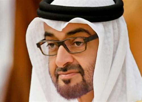 شاهد.. محمد بن زايد يتبرع بـ50 مليون جنيه مصري لمعهد الأورام
