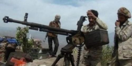 اشتباكات عنيفة بين القوات الجنوبية والمليشيات الحوثية بجبهة مريس شمالي الضالع