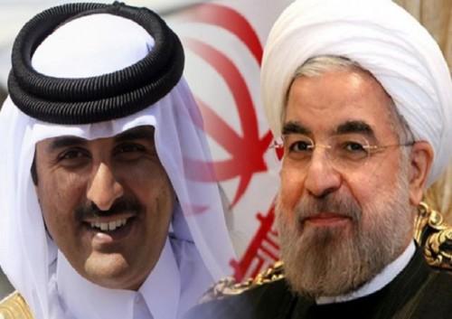 فضيحة جديدة.. قطر قدمت تسهيلات لبناء ميناء إيراني وخدمات لرجال أعمال