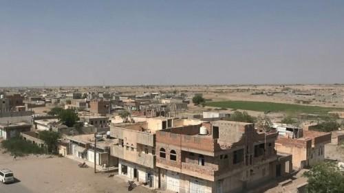 المليشيات تشن قصفا صاروخيا على مواقع القوات المشتركة في حيس