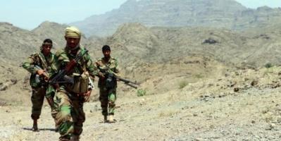 القوات الجنوبية تأسر قيادي حوثي وتقتل العشرات في جبهة مريس