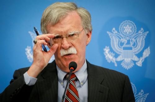"""""""بولتون"""": نراقب صواريخ كوريا الشمالية عن كثب"""