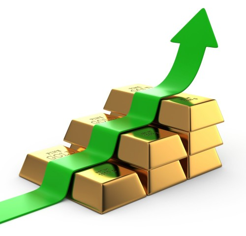 رغم التوترات السياسية.. الذهب يرتفع لأعلى مستوى خلال 6 سنوات