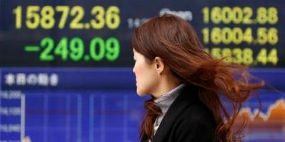 """""""نيكي"""" يهبط 0.18% في بداية تعاملات الأربعاء ببورصة طوكيو"""