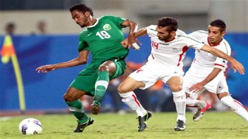 موعد مباراة منتخبي السعودية والبحرين في بطولة اتحاد غرب آسيا