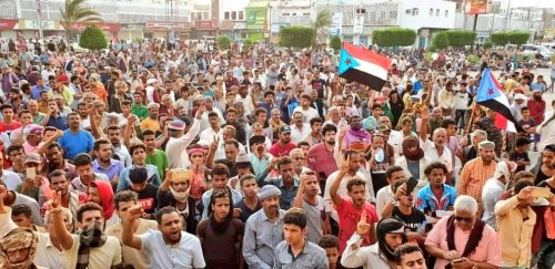 اليافعي: من يملك إرادة مثل شعب الجنوب سيكون حليفه النصر