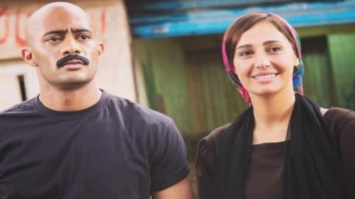 هكذا علق محمد رمضان على شائعات زواجه من الفنانة حلا شيحة