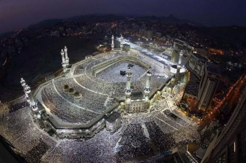 تعرف على حالة الطقس في مكة والمشاعر المقدسة
