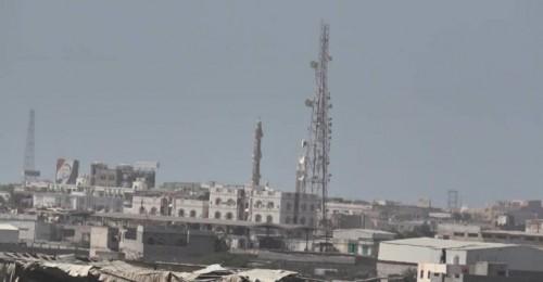 مليشيا الحوثي تواصل قصف مواقع القوات المشتركة في أطراف الحديدة