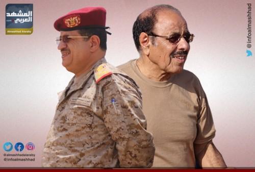 """جيش الشرعية يُحرِّض ضد الجنوب.. توجيهات المقدشي التي فهمتها مليشيا """"الإصلاح"""""""
