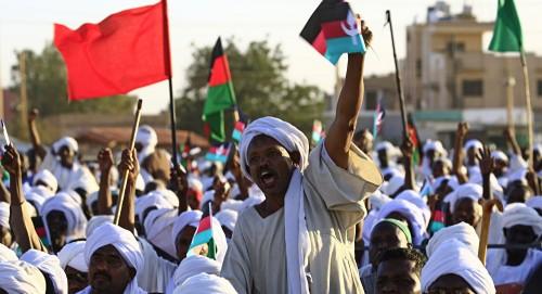 أمريكا تدعم الشعب السوداني في سعيه لتشكيل حكومة مدنية
