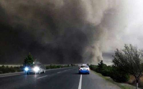 """الصين تعلن حالة الطوارئ بسبب إعصار """"ليكيما"""" المُقبل"""