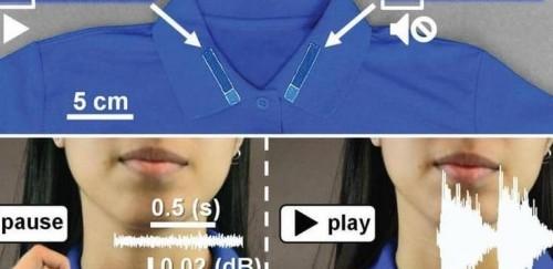 ابتكار ملابس جديدة تتحكم بالموسيقى والأنوار