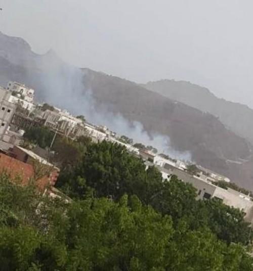 تجدد الاشتباكات بين القوات الجنوبية ومليشيا الإخوان بمحيط قصر المعاشيق