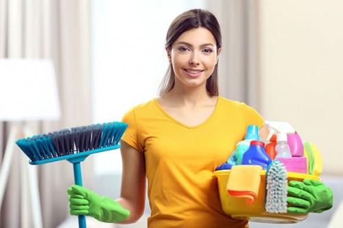قبيل العيد.. 5 خطوات تجعلك تنظفين منزلك في ساعة واحدة