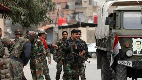مقتل 10 جنود سوريين وإصابة 21 آخرين في ريف حماة