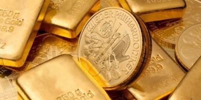 الذهب يتجاوز 1500 دولار متجهاً صوب تسجيل أفضل أداء