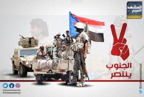 القوات الجنوبية تسيطر على معسكر اللواء الرابع حماية رئاسية