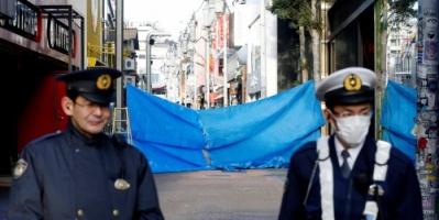 اعتقال شخص طعن شرطيًا و3 ممرضين في مستشفى بغرب اليابان