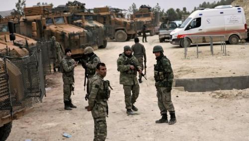 قوات الجيش التركي تقتل لاجئة سورية على حدود إدلب
