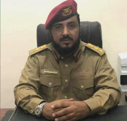 قائد الشرطة العسكرية بلحج يعلن انضمامه للقوات الجنوبية