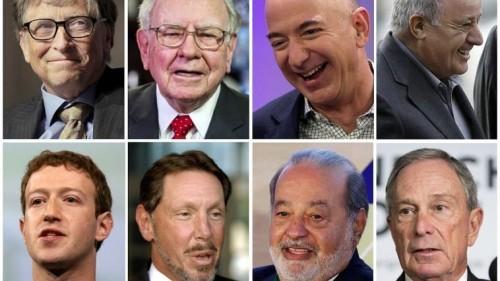 بـ 705 ملياردير.. أمريكا تتصدر قائمة أثرياء العالم