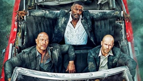 فيلم Hobbs & Shaw يتصدر شباك التذاكر الأمريكي والمصري