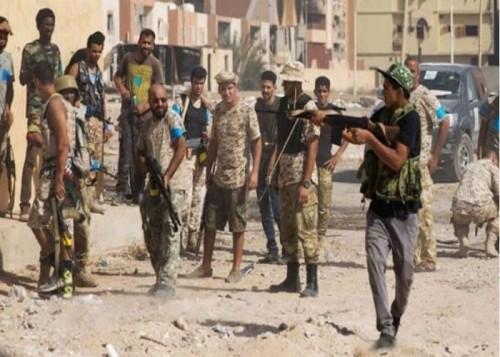 """""""لواء الصمود"""" التابع لمليشيا الوفاق ترفض الهدنة في ليبيا"""