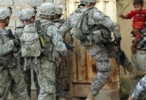 مقتل جندي أمريكي خلال مهمة عسكرية شمالي العراق