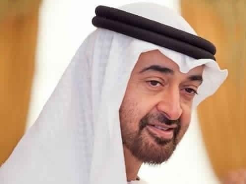 الشيخ محمد بن زايد يهنئ رئيس الإمارات وحكام الإمارات وشعبها