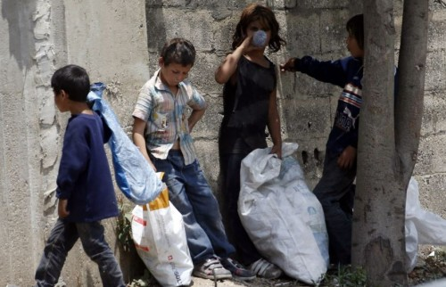 الفساد التركي يدفع 2 مليون طفلًا لترك التعليم وإعالة أسرهم الفقيرة