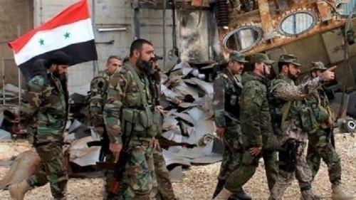 بعد 5 محاولات فاشلة.. الجيش السوري يسيطر على بلدة استراتيجية