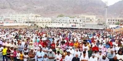 عيد الأضحى في عدن.. فرحة الانتصار تمتزج بتكبيرات العيد