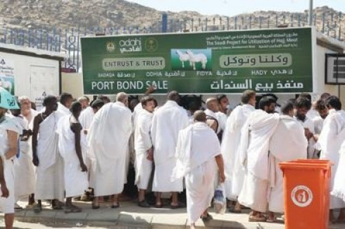 المملكة توظف 40ألف موظف لإنجاز نسك الحاج في الهدي والأضاحي