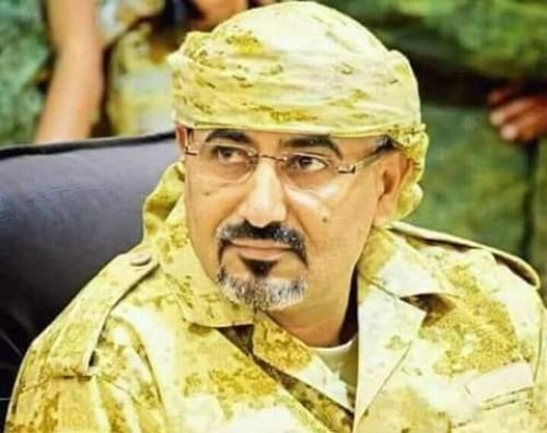 الزبيدي: الانتقالي مستعد للعمل بشكل مسؤول مع التحالف على إنهاء الأزمة
