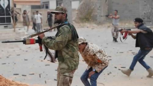 الجيش الوطني الليبي يلقي القبض على عناصر من منفذي الهجمات الأخيرة