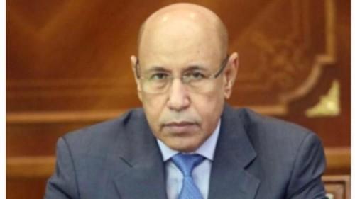 الرئيس الموريتاني يتلقى اتصالاً هاتفيًا من ولي عهد أبوظبي