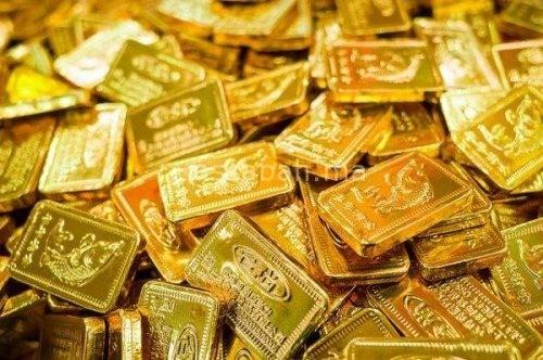 استقرار أسعار الذهب وسط مخاوف نمو الاقتصاد العالمي