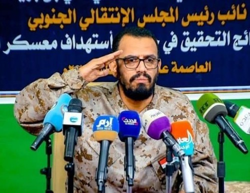 بن بريك يُعلن استعداده معاونة الجيش الليبي في إسقاط مليشيات طرابلس