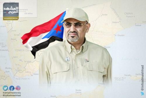 الزُبيدي يحبط محاولات الوقيعة بين المجلس الانتقالي والتحالف العربي