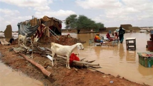 استنفار بالسودان لمواجهة أضرار السيول