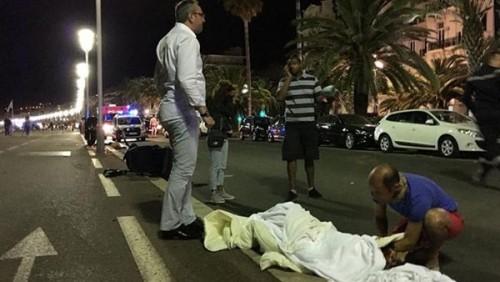 تعرض الدراج الإيطالي بوتزوفيفو لإصابات خطيرة بعد حادثة دهس