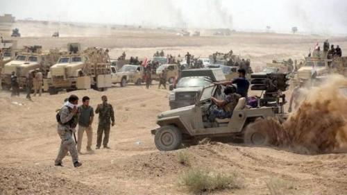 """العراق: مقتل إرهابيين أحدهما يرتدي حزامًا ناسفًا واعتقال """"أمير المطاحن"""""""