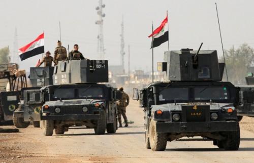 تدمير معاقل لداعش في عملية أمنية بالأنبار العراقية