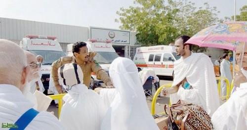 الصحة السعودية تزيل ورم من دماغ حاجة يمنية