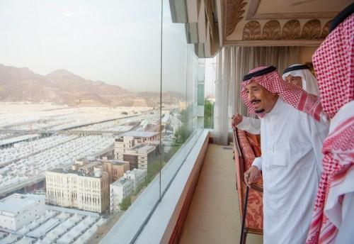 الحربي: السعودية حازت على شرف خدمة الحرمين ورعاية الحجيج بجدارة