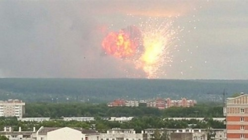 عقب الانفجار النووي الغامض.. روسيا تخلي قرية نيونوكسا